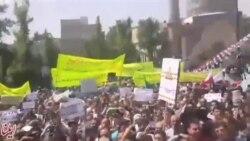 مراسم روز کارگر پس از ۸ سال در تهران برگزار شد