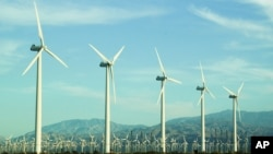 U.S. Wind Energy Production Soars