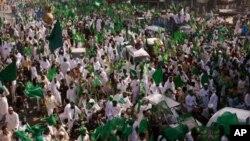 عید میلاد النبی کا جلوس