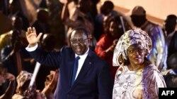 Le président sortant Macky Sall, Seul contre Tous