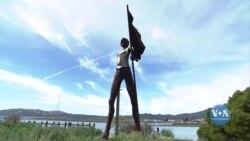 Герой чи работоргівець? У Каліфорнії хочуть зняти пам'ятник серу Францису Дрейку. Відео
