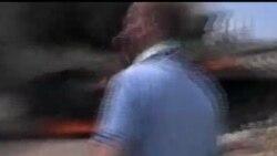 2012-05-15 美國之音視頻新聞: 敘利亞活動人士說23名政府軍被殺