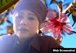 Anggota DPR RI Fraksi Partai Kebangkitan Bangsa, Luluk Nur Hamidah. (Foto: screenshot)