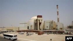 Nhà máy điện hạt nhân Bushehr ở thành phố Bushehr, Iran (ảnh tư liệu)