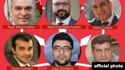 ReAL Partiyasının siyasi komitəsi