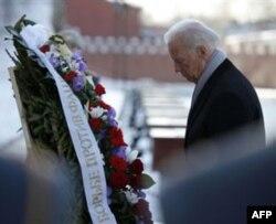 AQSh vitse-prezidenti Moskvada muzokara qilmoqda