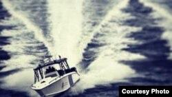 美国海关与边境保护局海空行动部门的巡逻快艇。