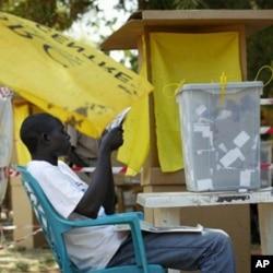 Les électeurs avaient une semaine pour voter