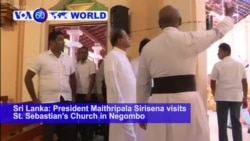 VOA60 World - Sri Lanka: Attackers May Have Been Linked to IS