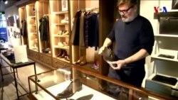 Ceyms Bond ayaqqabıları
