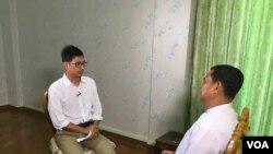 Minister Ye Htut