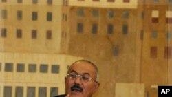 یمنی صدر کا استثنیٰ منظور