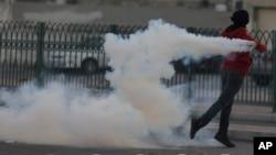 Những vụ phản kháng của người Hồi giáo Shia chiếm đa số ở Bahrain vẫn tiếp tục sau cuộc nổi dậy năm 2011.