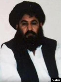 阿富汗塔利班领导人阿赫塔尔·曼苏尔