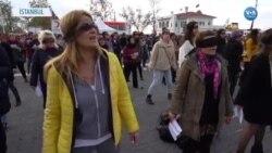 Kadıköy'deki Kadın Eylemine Müdahale: 7 Gözaltı