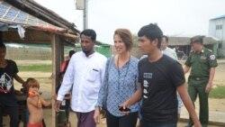 ျမန္မာ နဲ႔ Bangladesh ခရီးစဥ္ အျပီး လုံုၿခံဳေရးေကာင္စီမွာ ကုလအထူးကုိယ္စားလွယ္အစီရင္ခံဖုိ႔ ျပင္ဆင္