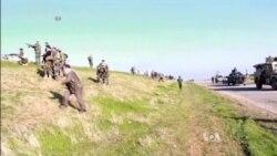 US: Kurdish Advance on Sinjar Is 'Promising'