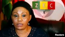 Priscilla Chigumba, Zimbabwe Electoral Commission chairperson