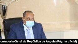 Hélder Pitta Grós, Procurador-Geral da República, Angola