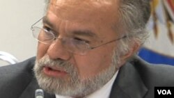 José de Jesús Orozco, presidió la plenaria de la CIDH sobre la situación de los defensores de los DD.HH. en el continente.