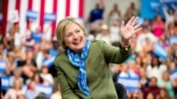 အေမရိကန္ သမၼတေရြးေကာက္ပြဲ စစ္တမ္း Hillary အသာရ