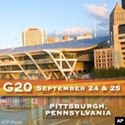 G20 Meeting in Pittsburgh