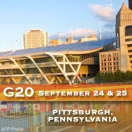 G20 Meeting in Pittsburgh