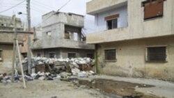 گلوله باران شهر حمص وارد چهارمین هفته شد
