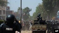 L'administration Obama appelle toutes les parties à mettre fin à la violence au Burkina Faso (AP)
