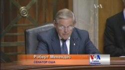 У Сенаті говорили про зброю для України та санкції проти Росії