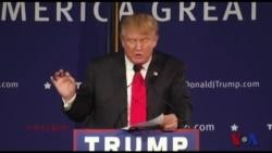 川普要拒穆斯林于国门外 引发政治风暴