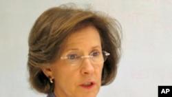 美國消費品安全委員會主席伊內茲‧特南鮑姆