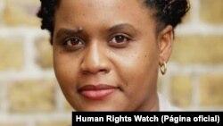 Zenaida Machado, especialista da Human Rights Watch