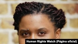 Zenaida Machado, especialista sénior da Human Rights Watch