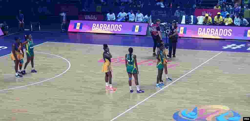 2019 Vitality Netball World Cup in Liverpool, Britain