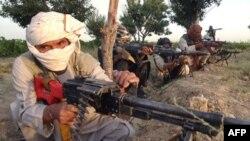 Повстанцы Талибана