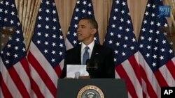 Обама: несекојдневни промени на Блискиот Исток и во Северна Африка
