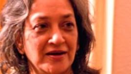 Báo cáo viên Đặc biệt của Liên Hiệp Quốc về các Quyền văn hóa, bà Farida Shaheed