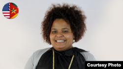 """""""Só vou conseguir absorver o YALI quando chegar a Moçambique"""", Fernanda Lobato"""