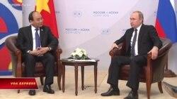 Chủ tịch Việt Nam hối thúc Tổng thống Nga chuyển giao công nghệ vaccine