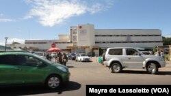 Hospital Central de Maputo. Av. Eduardo Mondlane, Moçambique