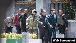 İranda terror hücumu