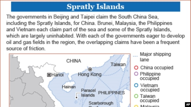 Singapore Urges Beijing to Spell Out China Sea Claims
