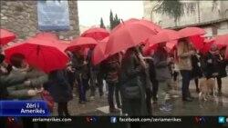 Shkup, marshim kundër dhunës ndaj punëtoreve të seksit