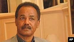 Rais wa Eritrea Isaias Afewerki