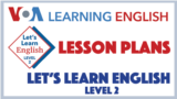Let's Learn English - Level 2 - Lesson Plan Book