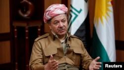 آقای بارزانی از زمان خودمختاری کردستان عراق در راس کار بود.