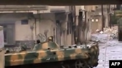 Forcat siriane të sigurisë hapin zjarr ndaj protestuesve në Hama