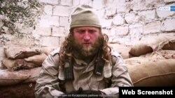 Qafqazlı Abdulla kimi tanınan İŞİD döyüşçüsü