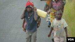 Watoto ndio waathirika wakubwa wa vita DRC